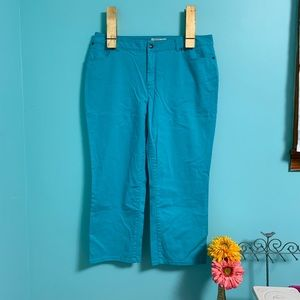 NWOT Talbots ankle jeans